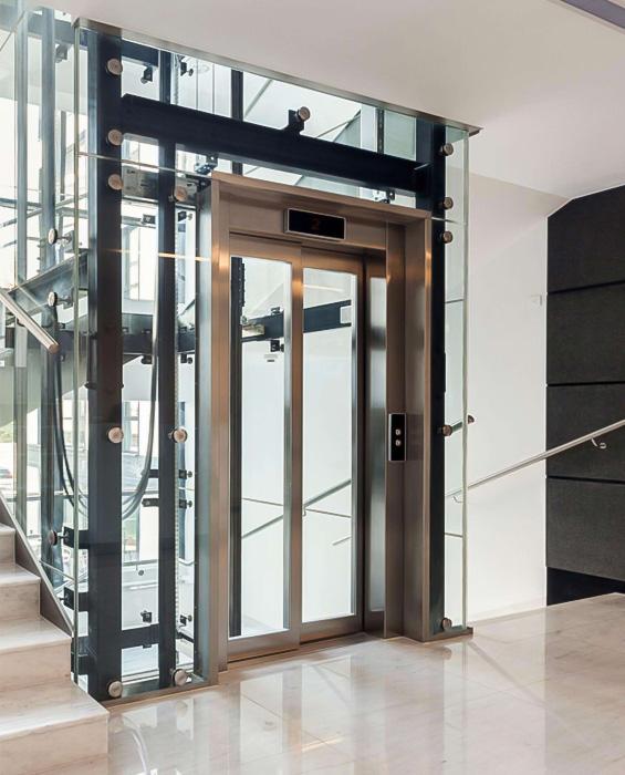 مصعد فيلا