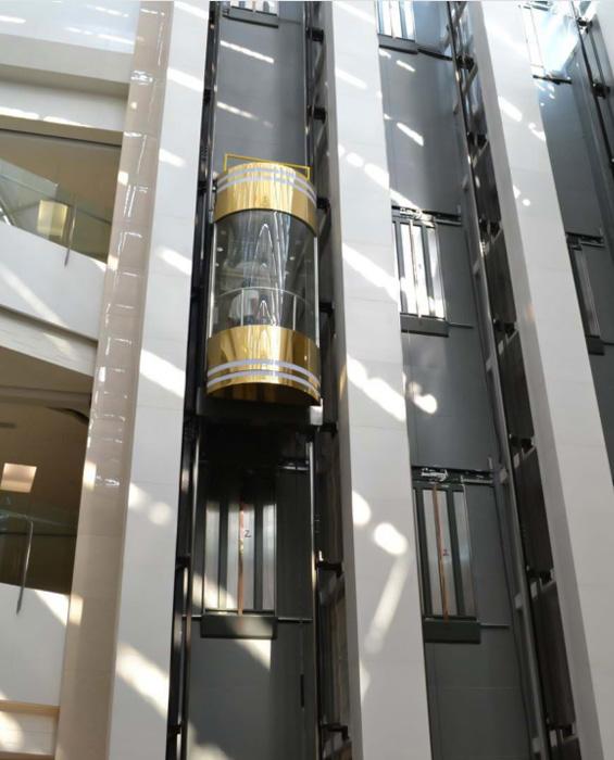 مصعد المراقبة