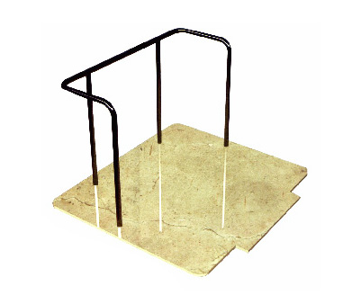 WBFS-52 زخرفة الدرابزين المصعد المصعد