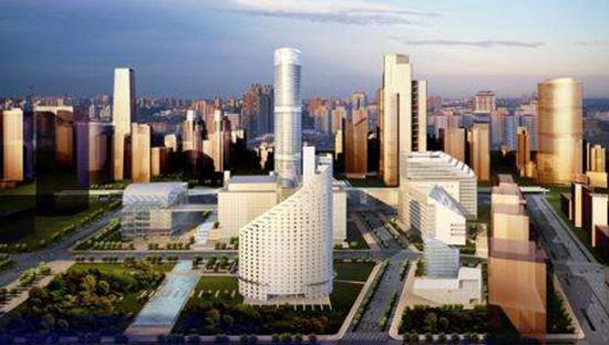 سلسلة خبي الخاصة من المشاريع الكلاسيكية في 2018: المستقبل الجديد لمدينة كايلي ، مصعد WEIBO يساعد على التطور السريع للتحضر في مقاطعة خبي