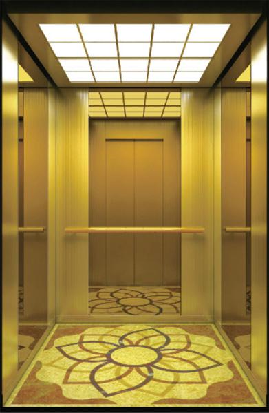 WBJX-K-03 سيارة مصعد الفندق
