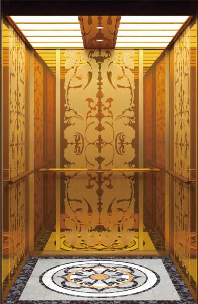 WBJX-K-04 سيارة مصعد الفندق