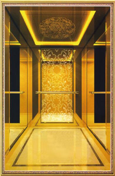 WBJX-K-05 سيارة مصعد الفندق