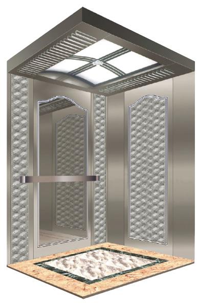 WBJX-K-34 سيارة مصعد الأعمال