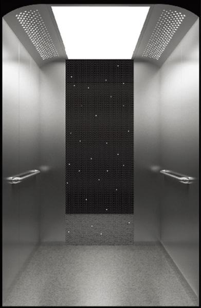 WBJX-K-37 سيارة مصعد الأعمال