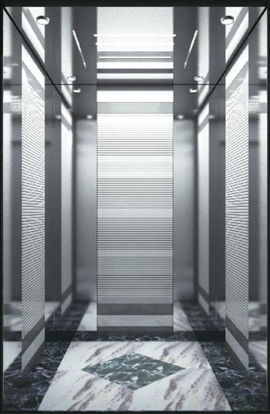 WBJX-K-39 سيارة مصعد الأعمال
