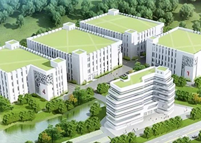 Qianjin Town المشاريع الصغيرة والصغرى لرواد الأعمال والابتكار المنطقة الصناعية